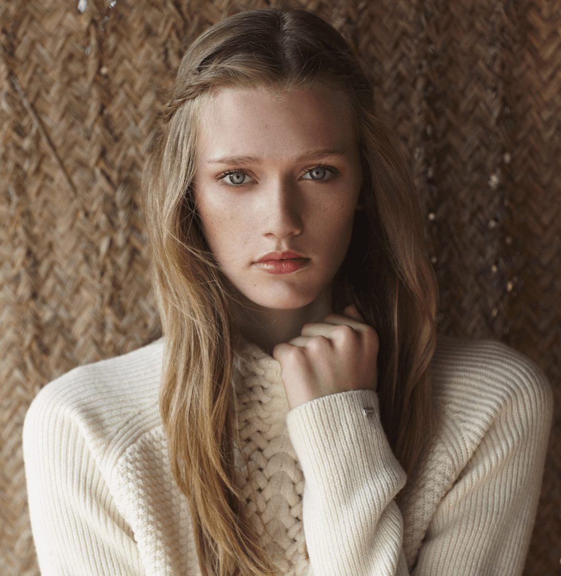 editorial de moda elle cristina robles septiembre