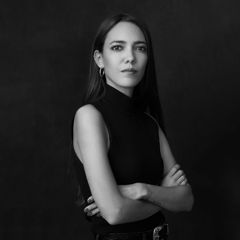 Josefina fotografia blanco y negro